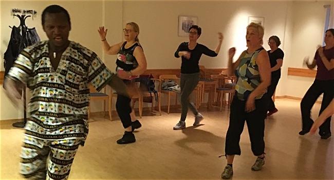 DansSteget GIH drar igång Vårterminen 2020