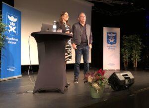 Johanna & Dragan hälsar välkomnar!