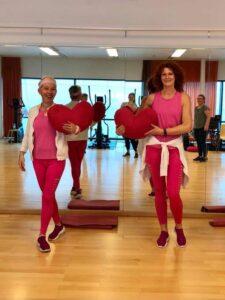 Jill & Ingeborg utbildar psyklatripersonal
